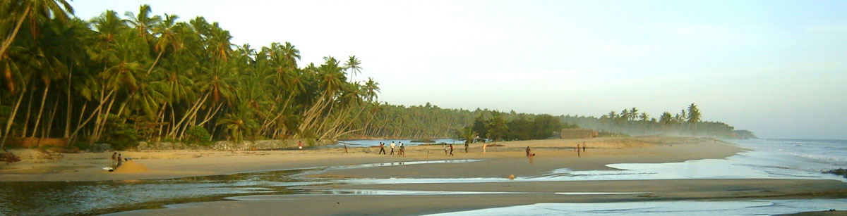 Beach Cottages in Varkala