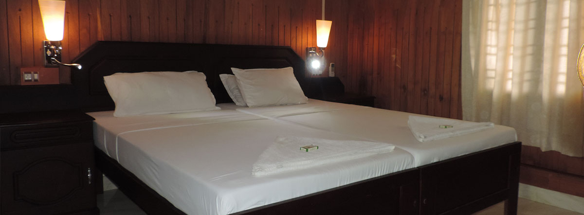 Luxury A/C Rooms in Varkala